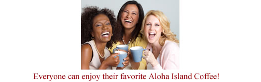 Variety Packs of Aloha Island Coffee Pods let you try all of our selections.