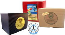 Aloha Island Decaffeinated Coffee Pods are Decaffeinated with the Non-Chemical Swiss Water Process